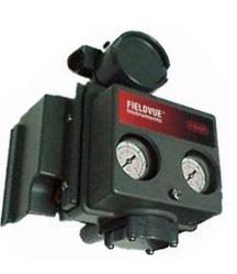 Fisher Fieldvue 5000 & 6000 DVC Series Digital Valve Controllers