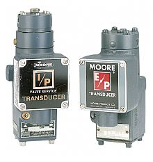 Moore Products 77-16 E/P & 771 I/P Valve Transducers