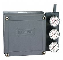 Fisher 3582,3582i Valve Positioners